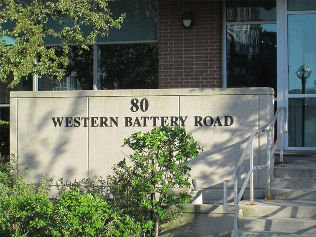 80 Western Battery Rd, Unit 2202