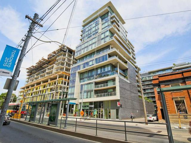 95 Bathurst St, Unit 1207