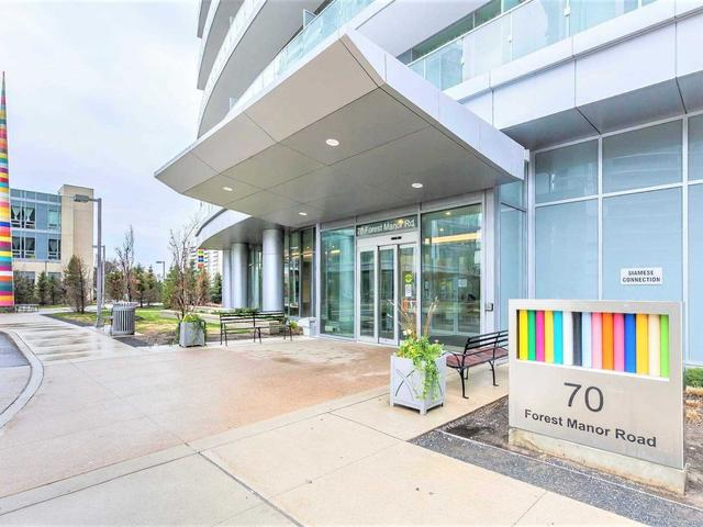 70 Forest Manor Rd, Unit 3105