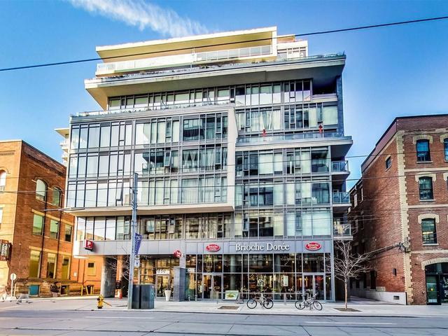 650 King St W, Unit 806