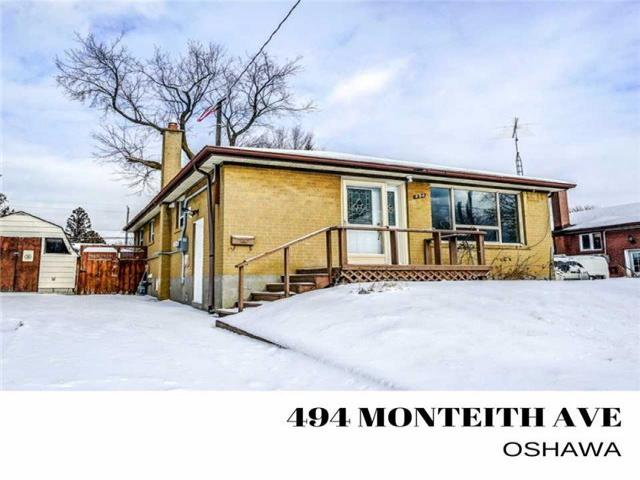 494 Monteith Ave, Unit Upper