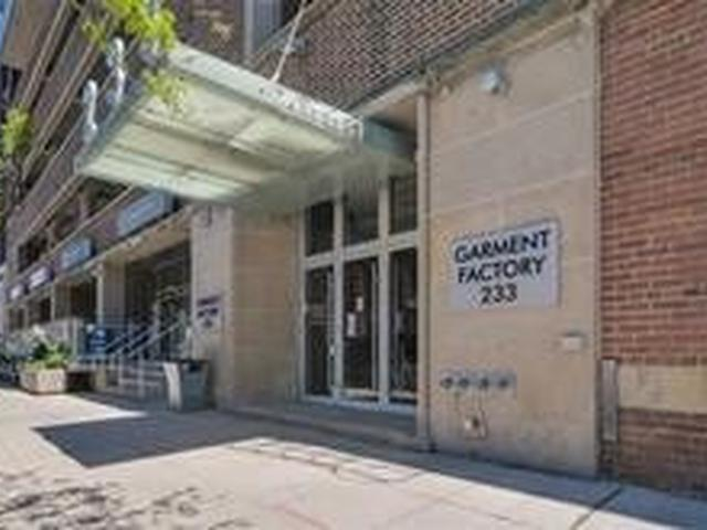 233 Carlaw Ave, Unit 807