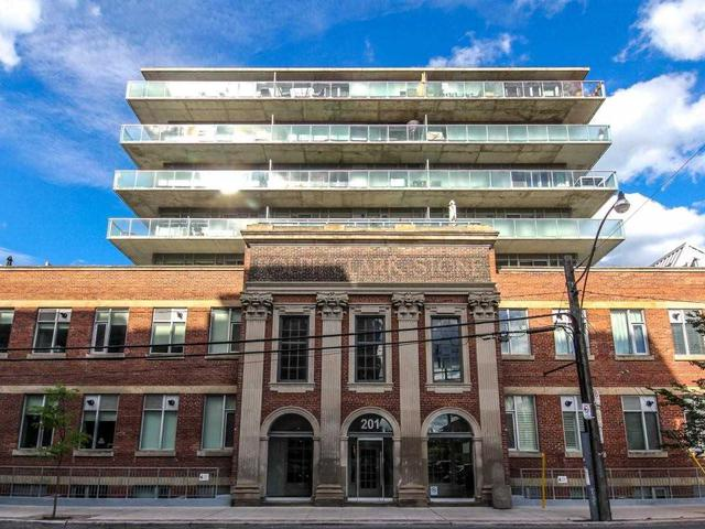 201 Carlaw Ave, Unit 225