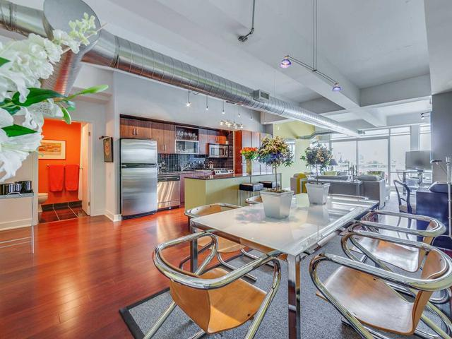 233 Carlaw Ave, Unit 604