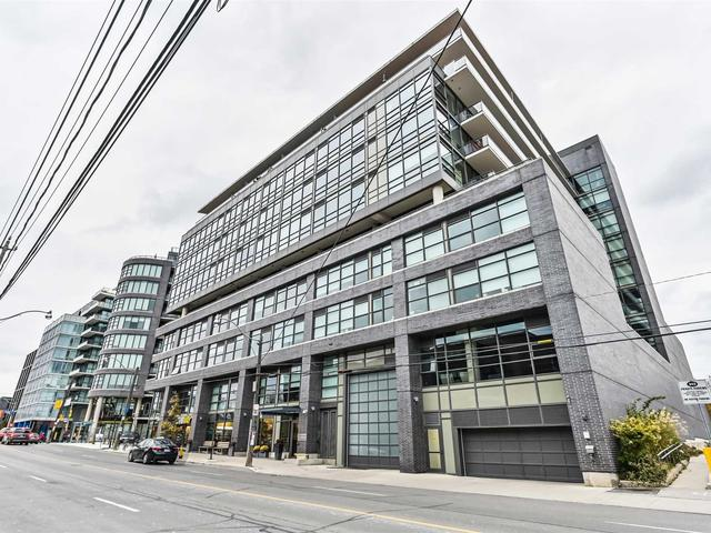 319 Carlaw Ave, Unit 607