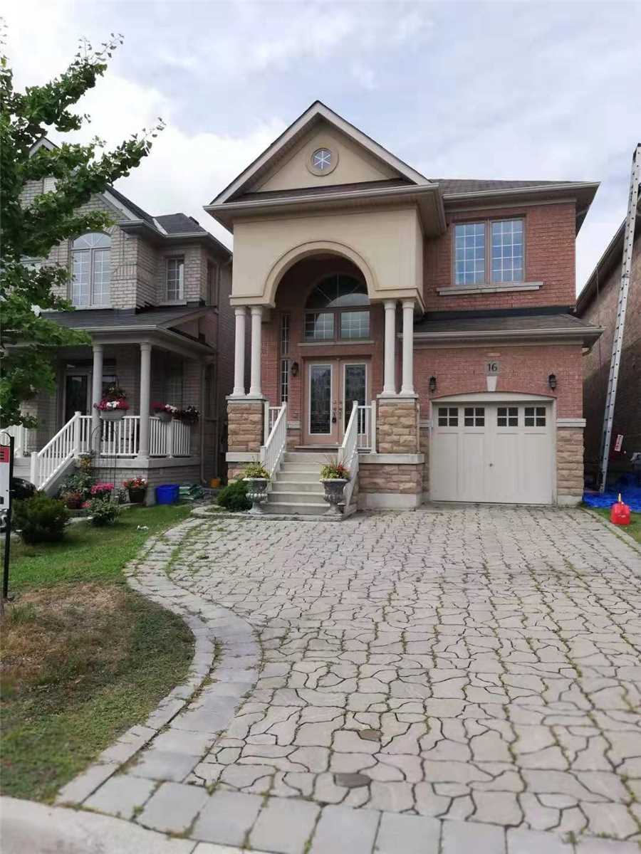 16 Brunel St Maple Leased N4562207 Property Ca