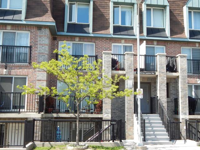 125 George Appleton Way, Unit 1003