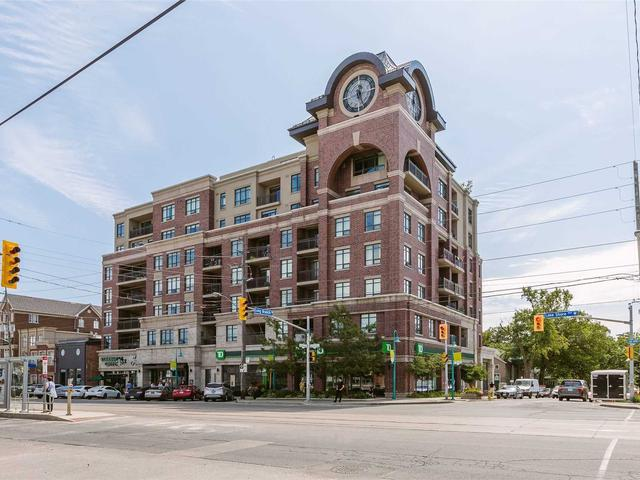 3563 Lake Shore Blvd W, Unit 714