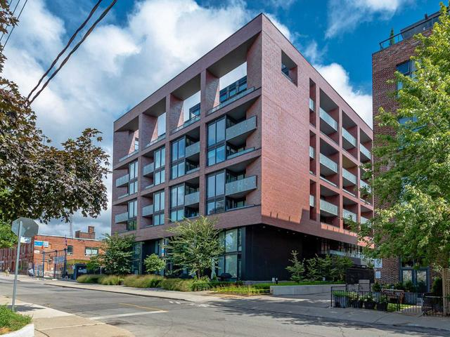 383 Sorauren Ave, Unit 718