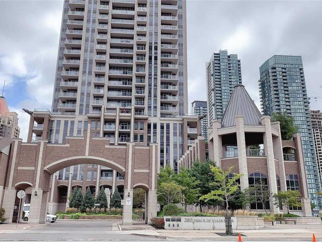 388 Prince Of Wales Dr, Unit 3007