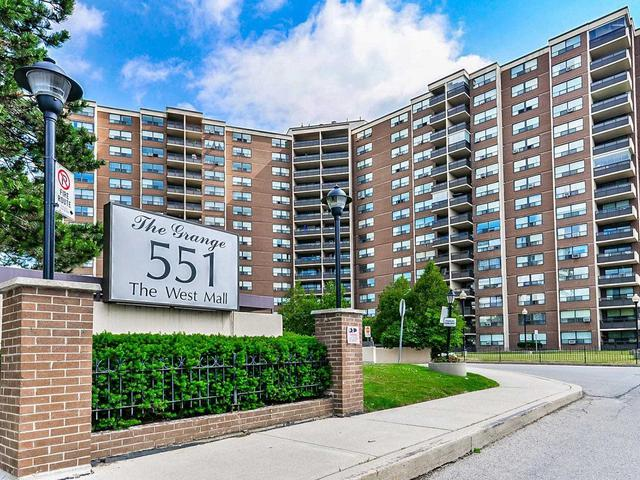 551 The West Mall Ave, Unit 1021