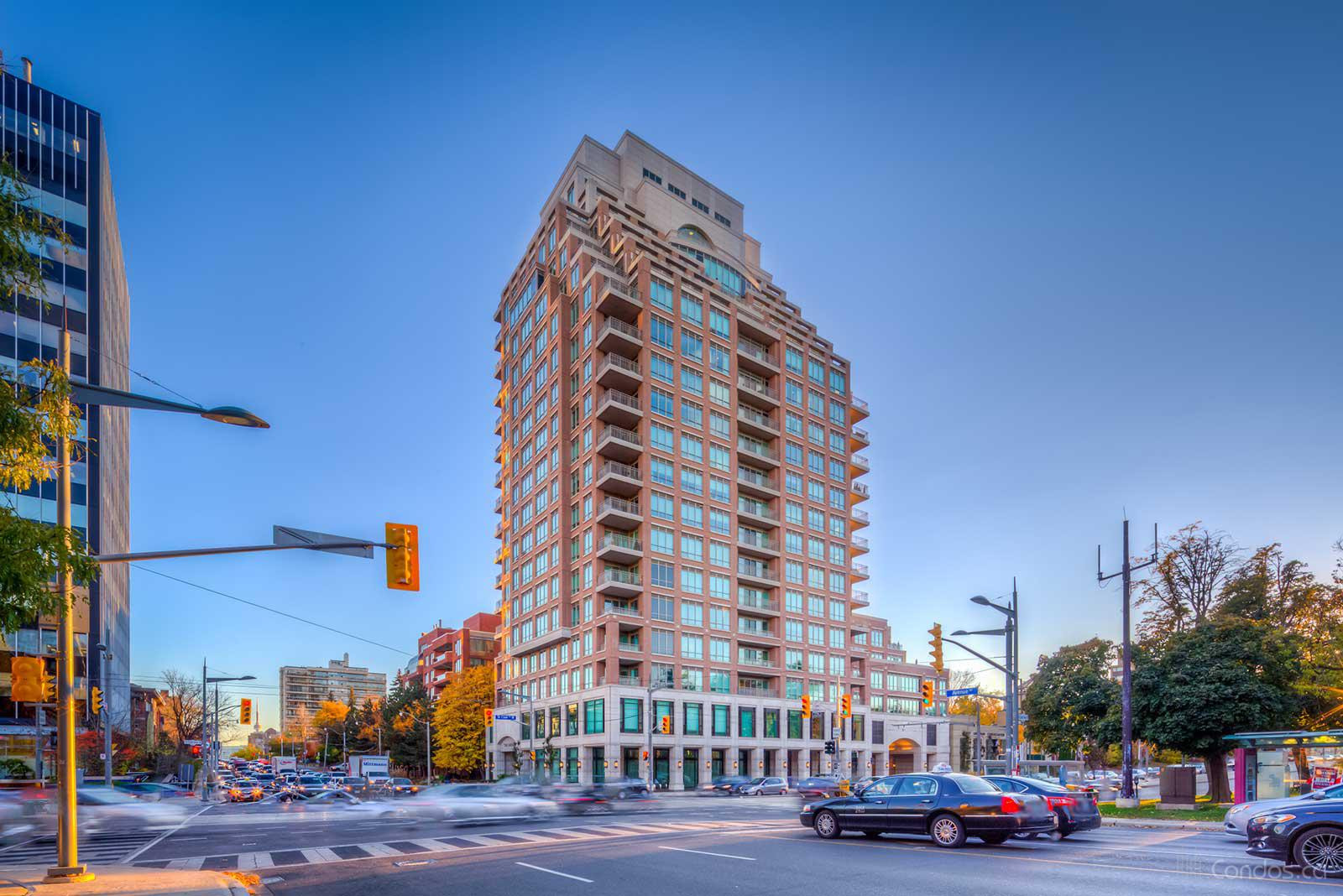 The Avenue at 155 St Clair Ave W, Toronto 0