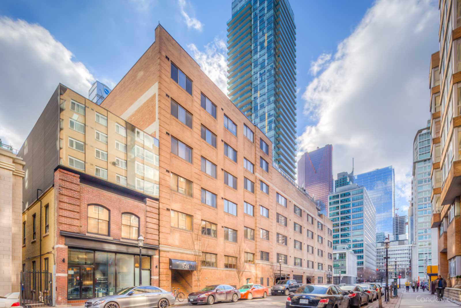 The Bentley at 55 Lombard St, Toronto 0