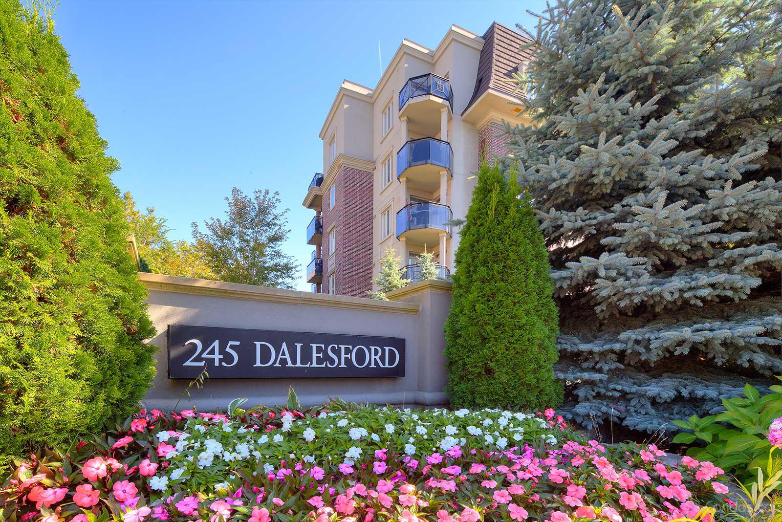 The Dalesford at 245 Dalesford Rd, Toronto 0