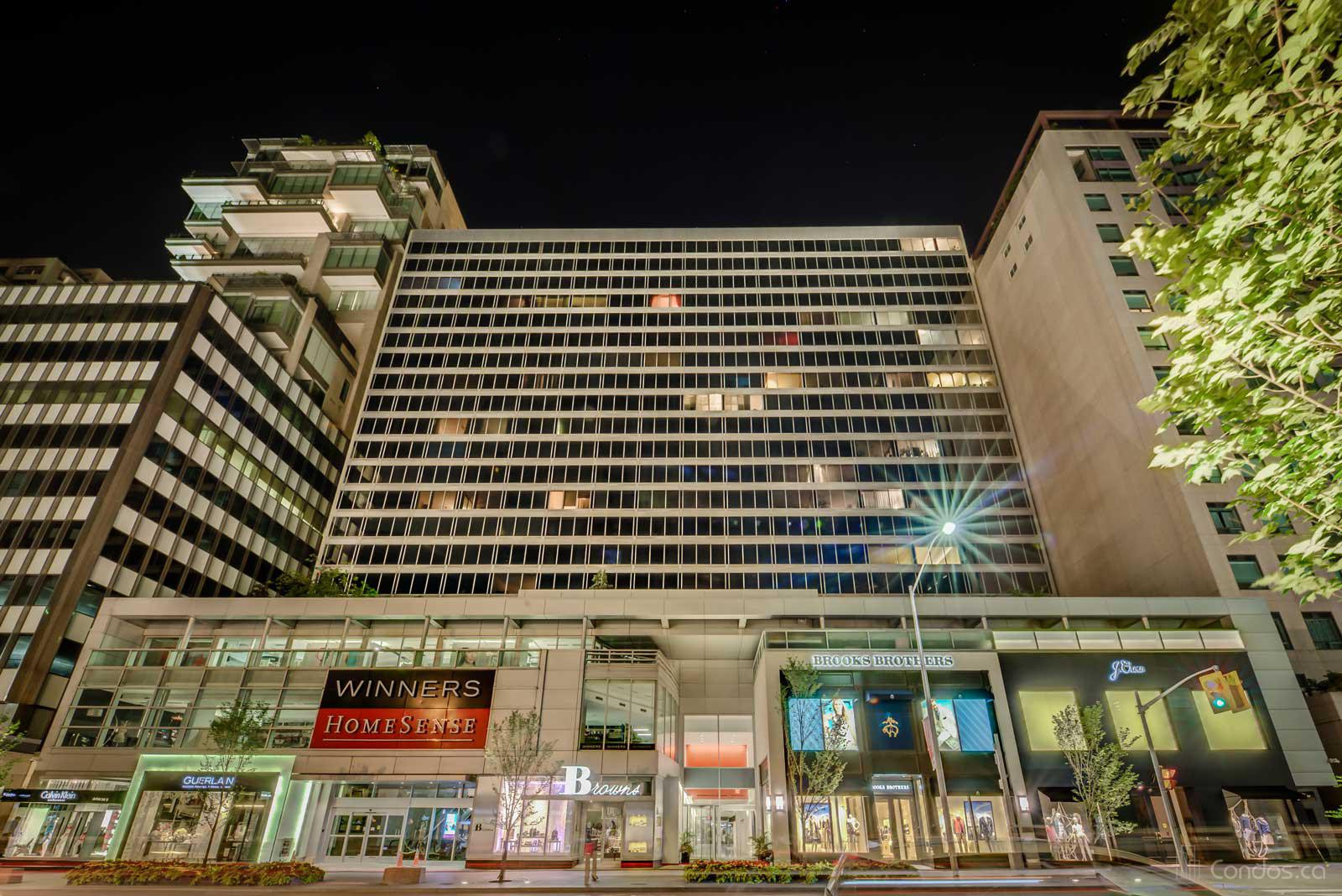 The Residences at 110 at 110 Bloor St W, Toronto 0