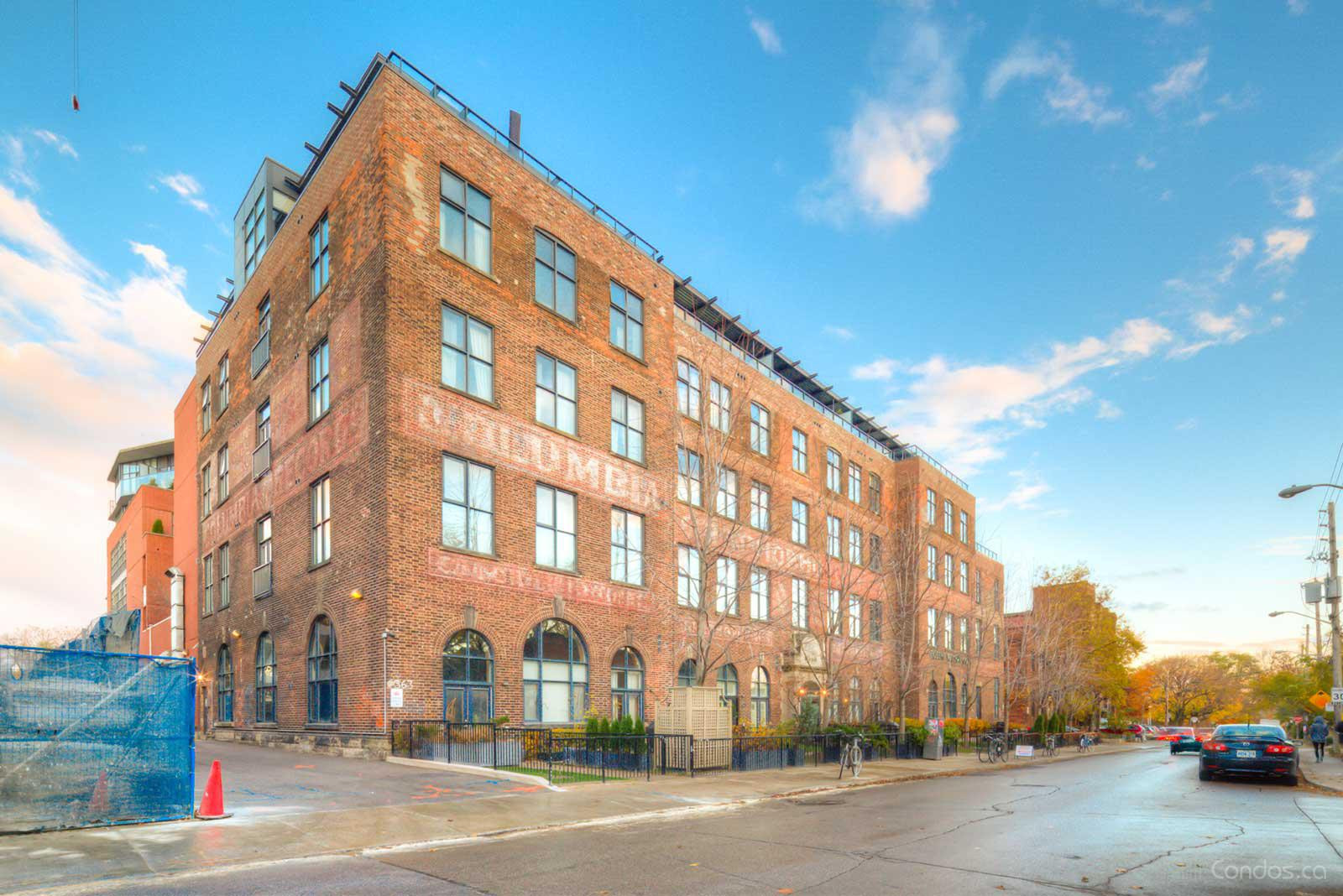 Robert Watson Lofts at 369 Sorauren Ave, Toronto 0