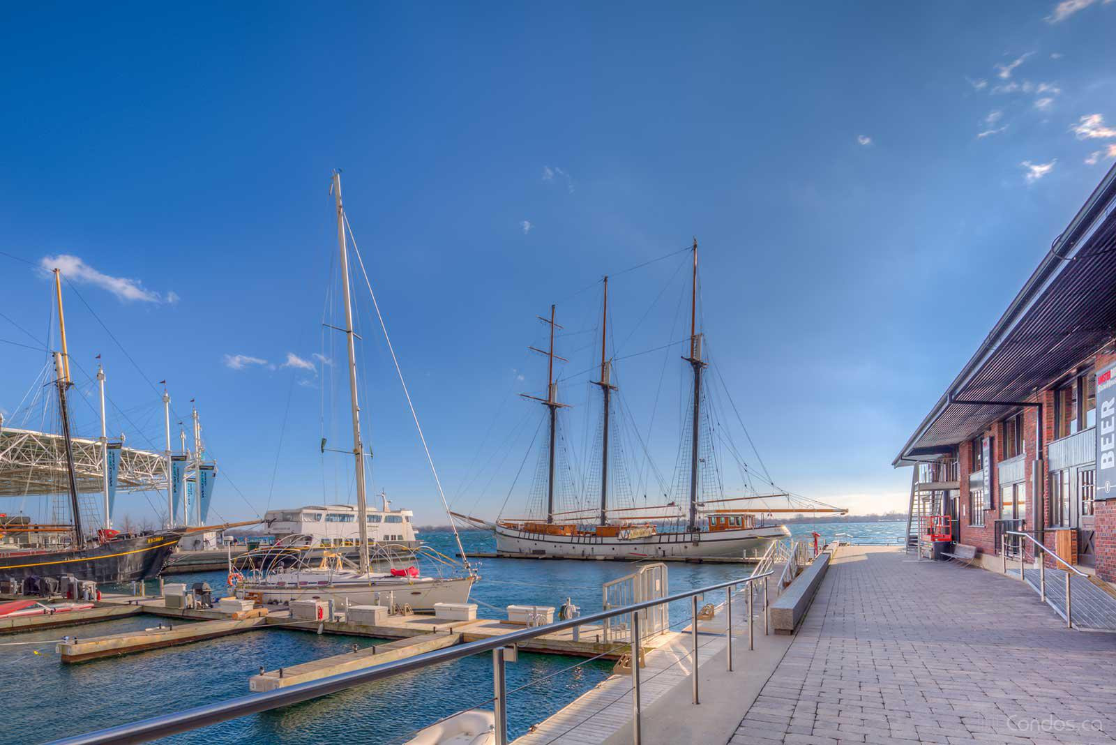 Admiralty Point at 251 Queens Quay W, Toronto 1