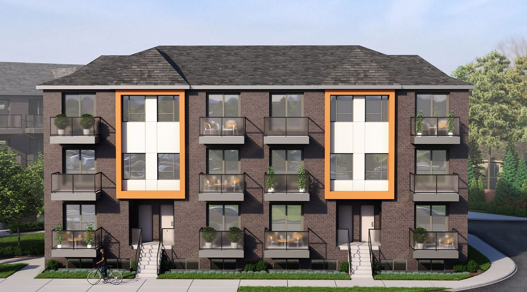 East Station Townhomes at 2787 Eglinton Ave E, Toronto 0