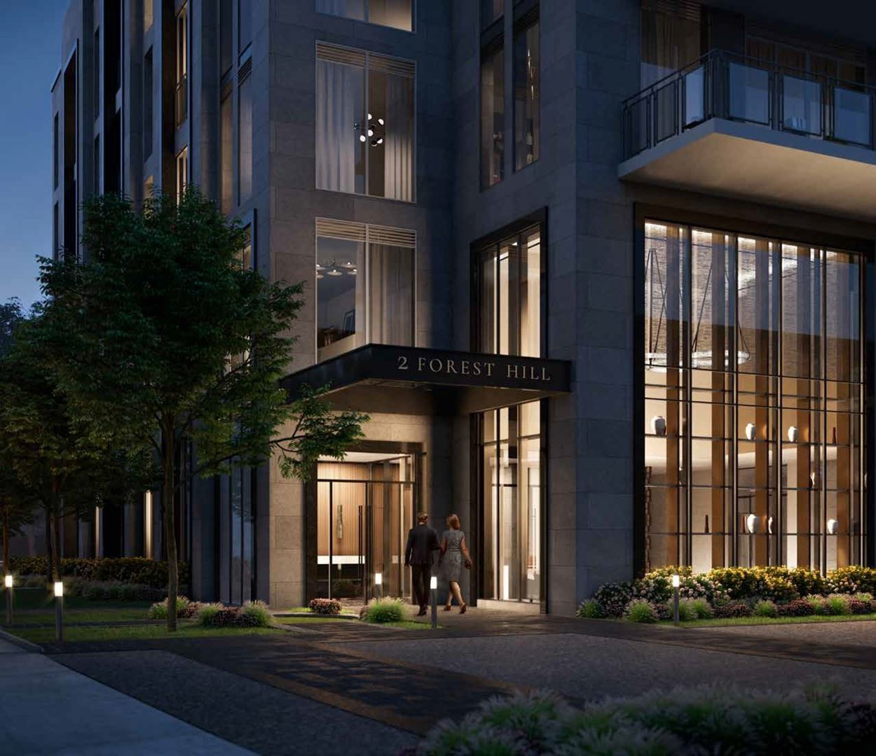 Forest Hill Private Residences at 2 Forest Hill Rd, Toronto 0