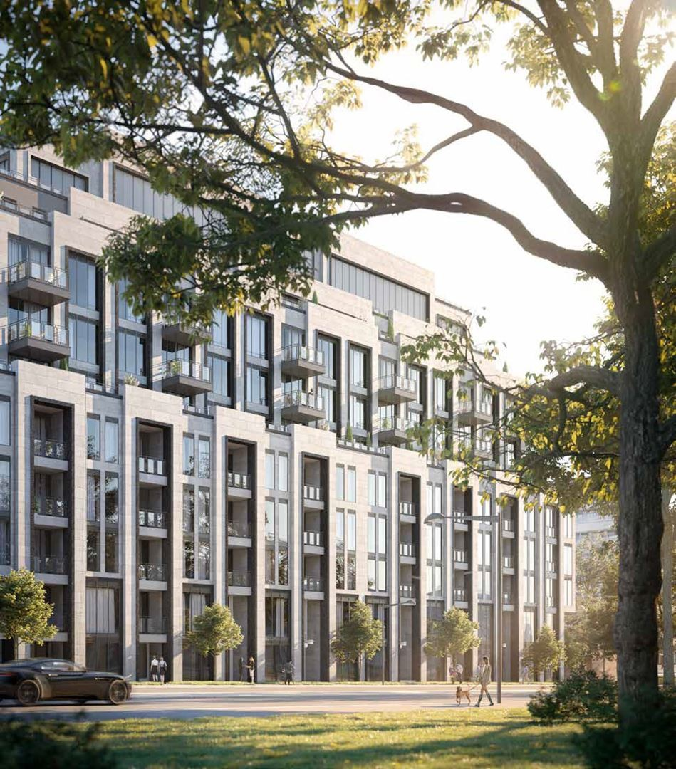 Forest Hill Private Residences at 2 Forest Hill Rd, Toronto 1