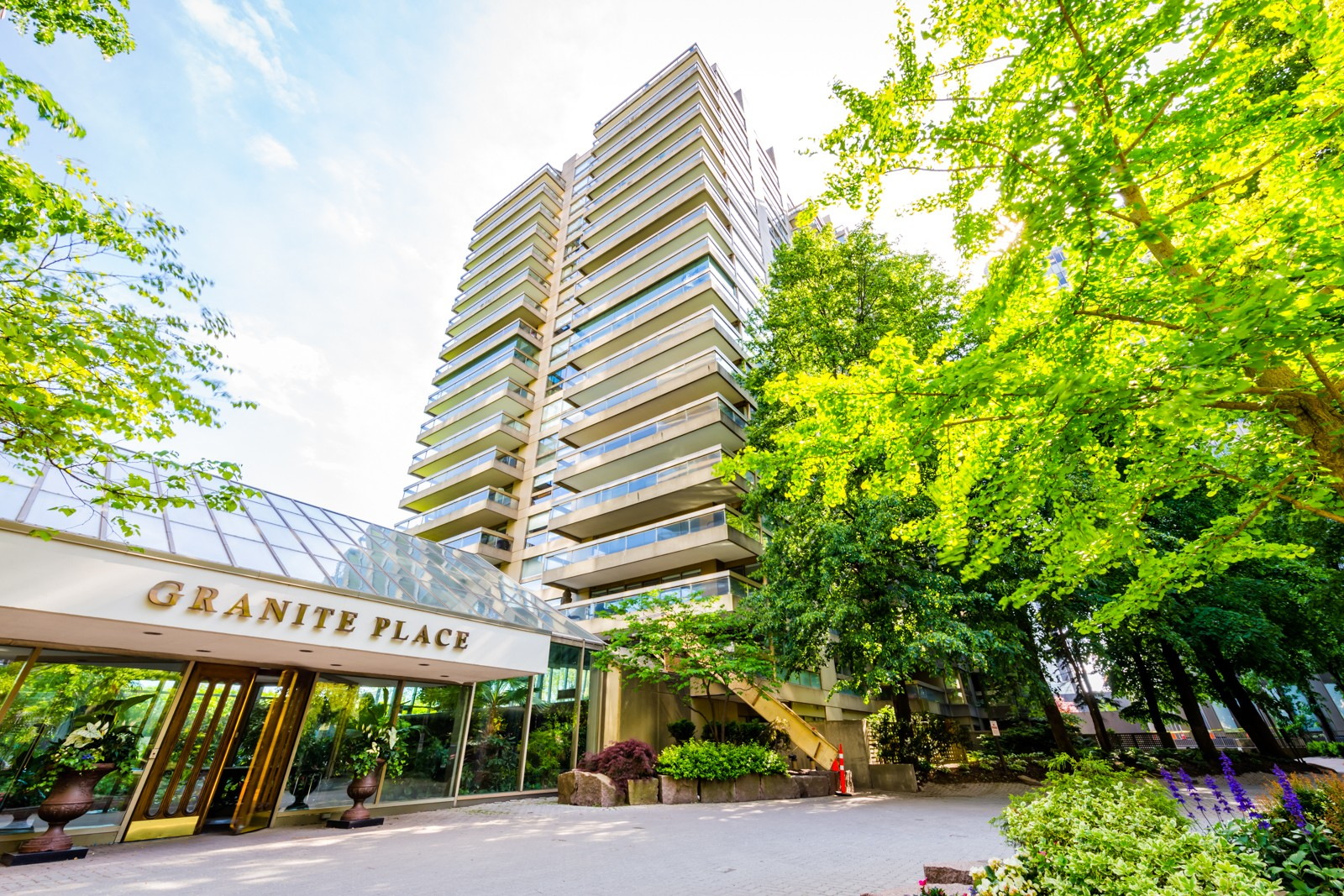 Granite Place at 61 St Clair Ave W, Toronto 1