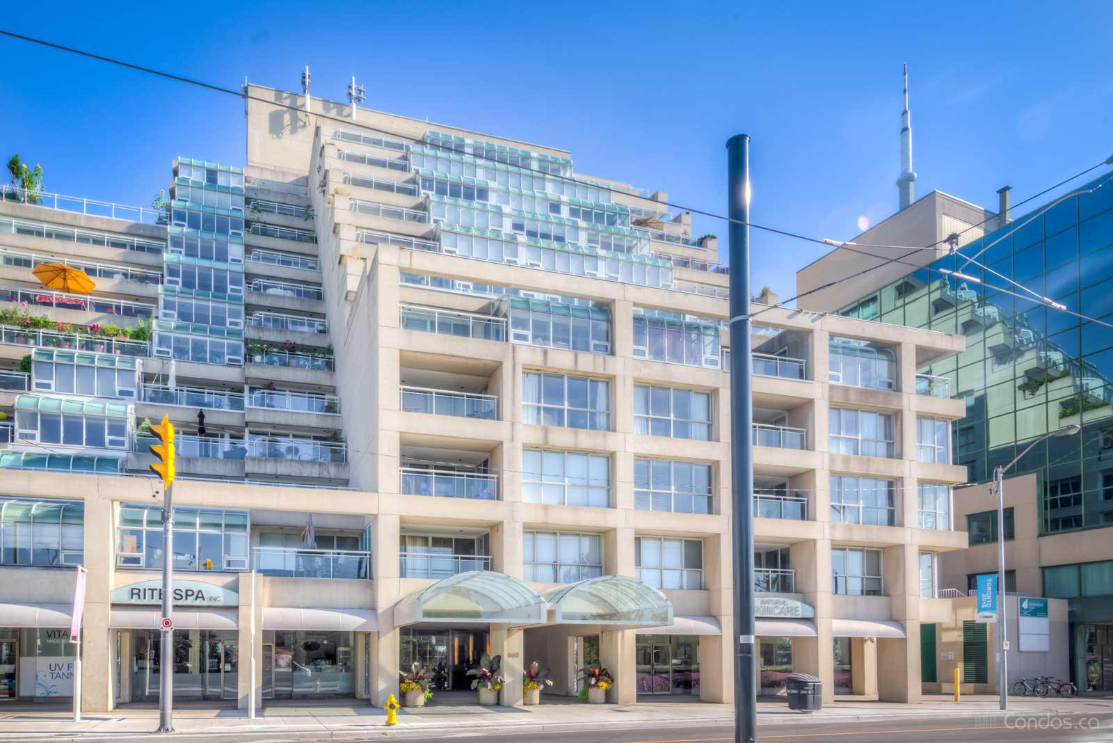 Kings Landing at 480 Queens Quay W, Toronto 1
