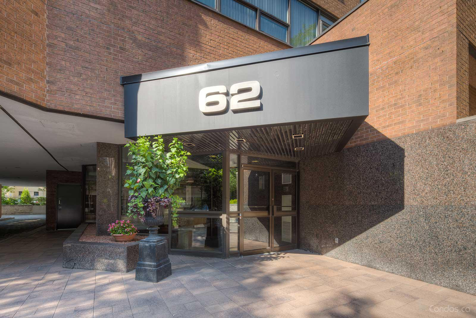 Queens Park Place at 62 Wellesley St W, Toronto 1