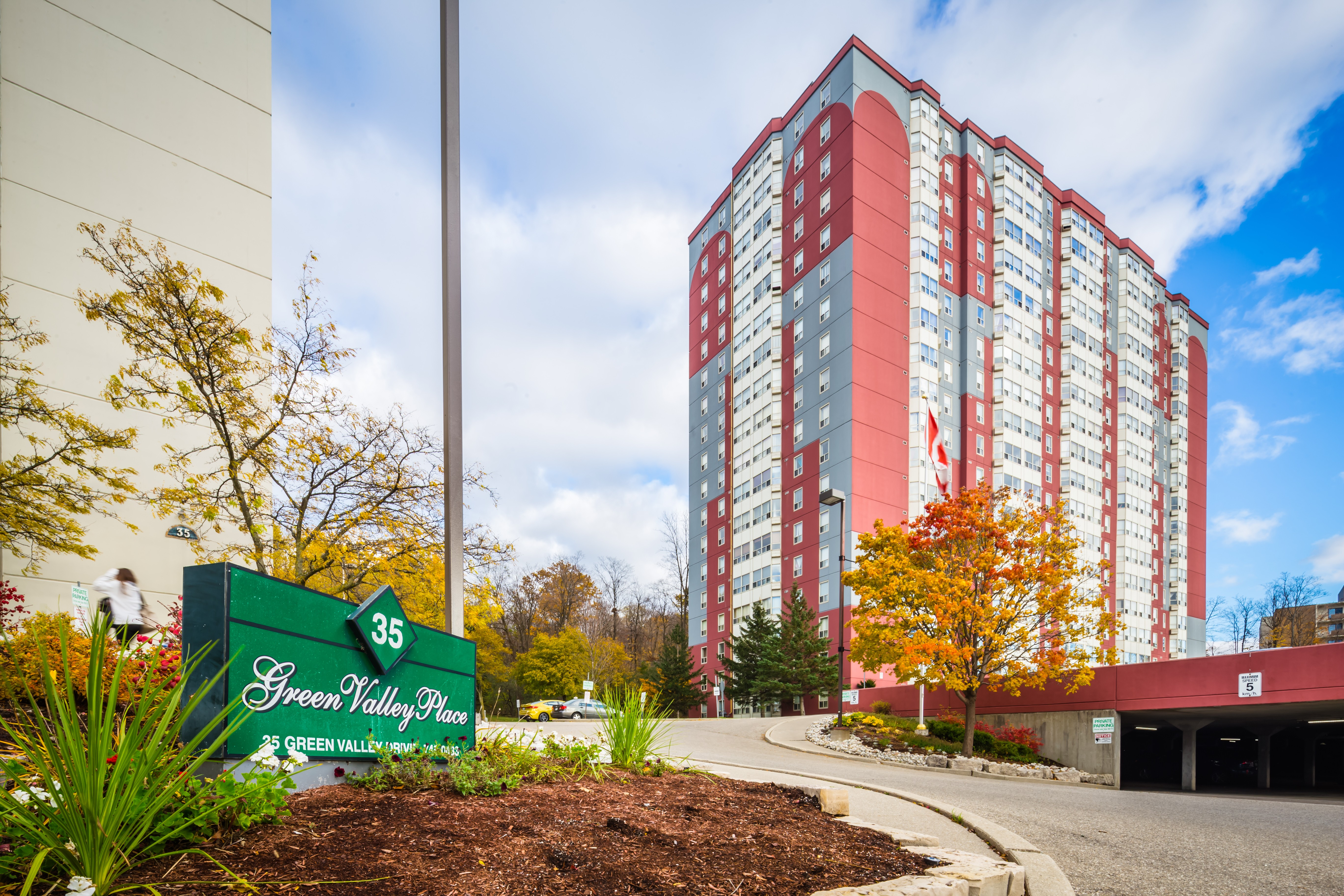 Green Valley Place at 35 Green Valley Dr, Kitchener 0