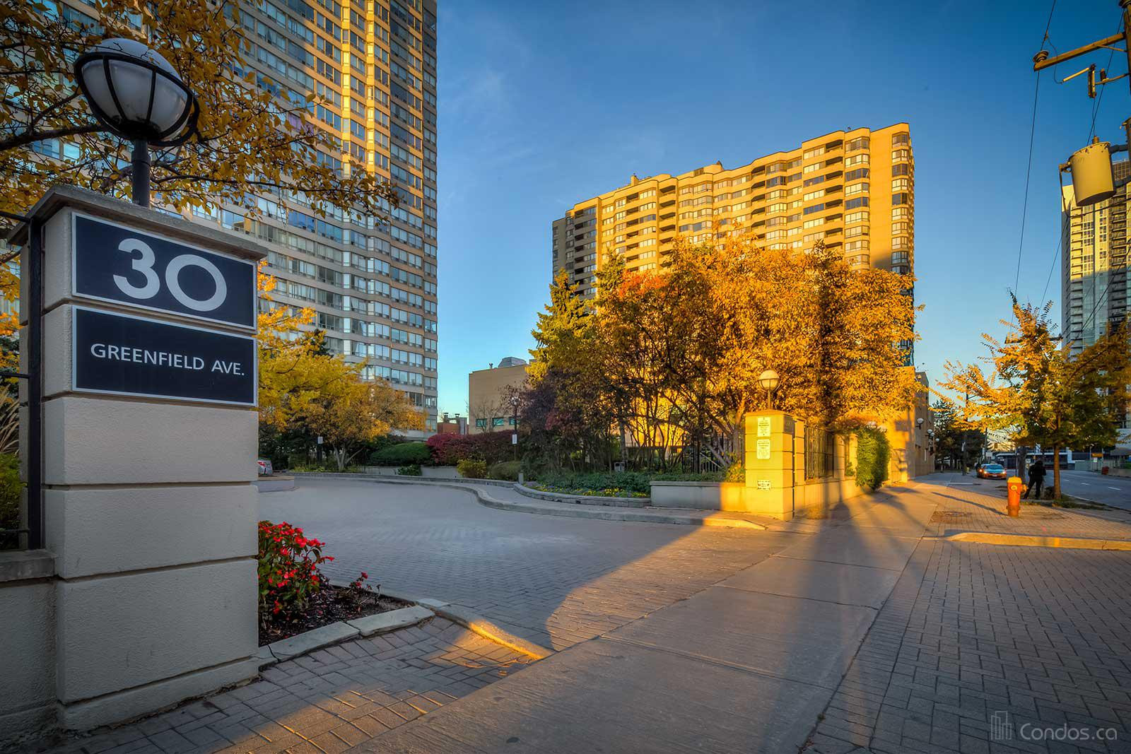 Rodeo Walk at 30 Greenfield Ave, Toronto 1