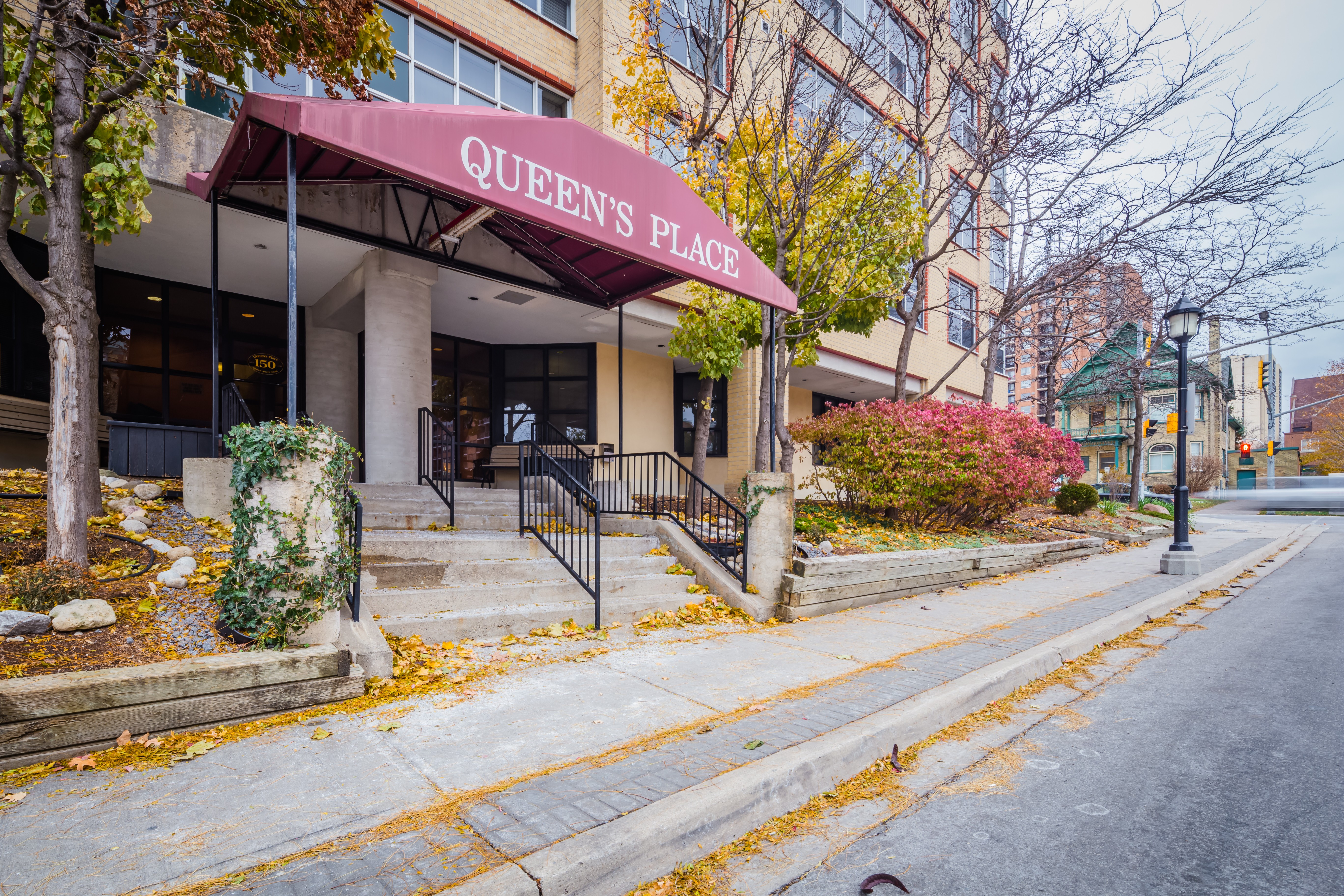 Queen's Place at 150 Queen St S, Kitchener 0