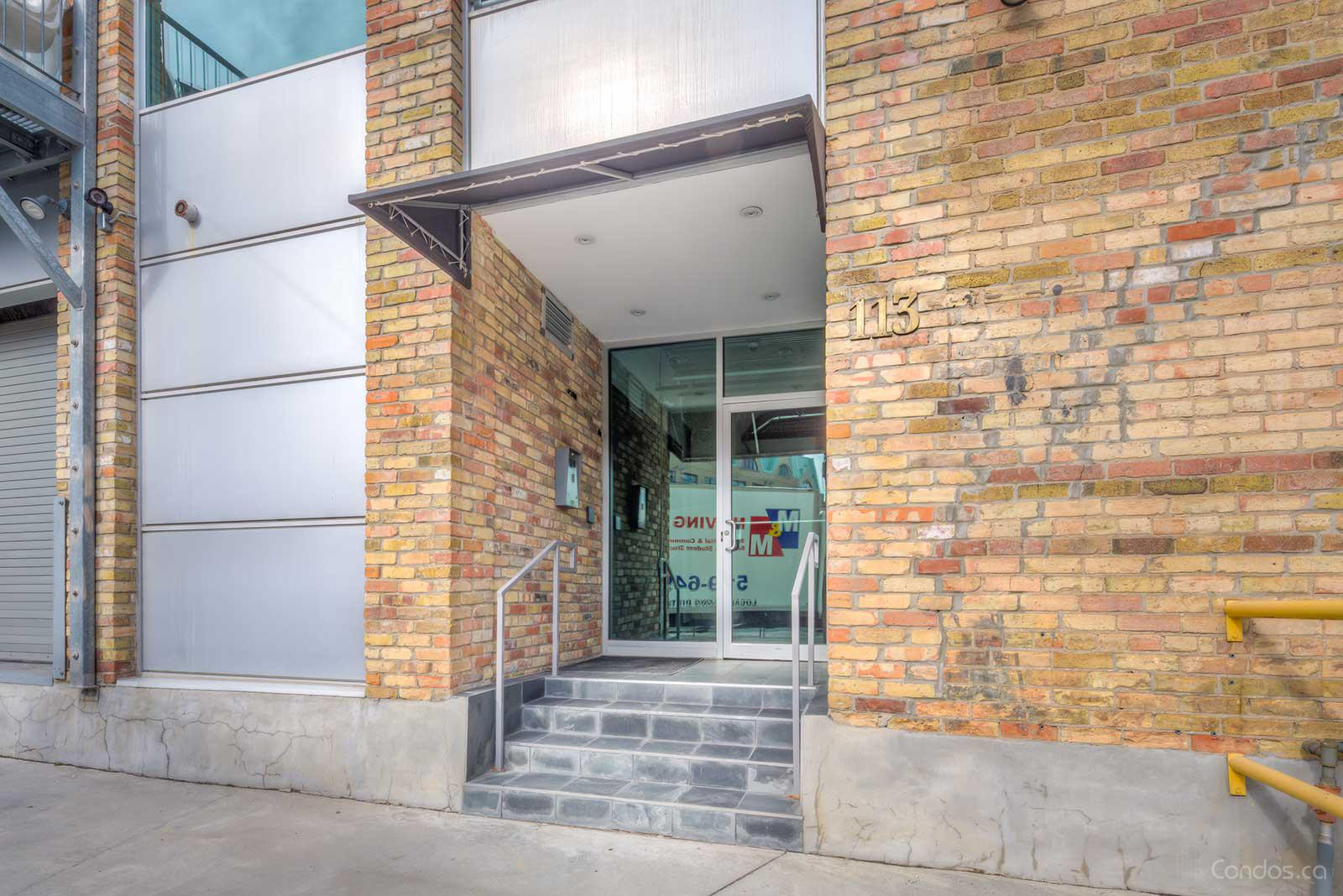 113 Dupont Lofts at 113 Dupont St, Toronto 1