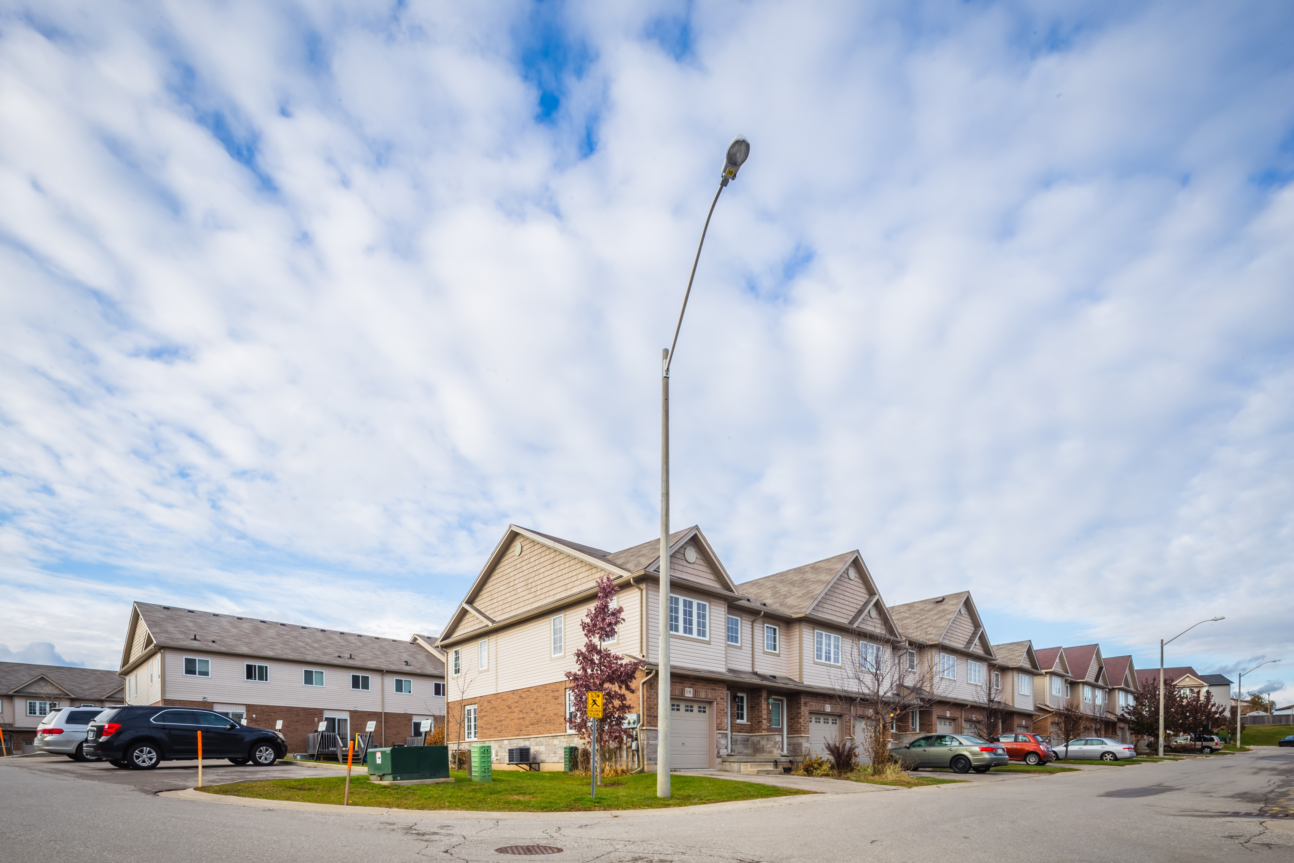 Coho Village at 350 Fisher Mills Rd, Cambridge 1