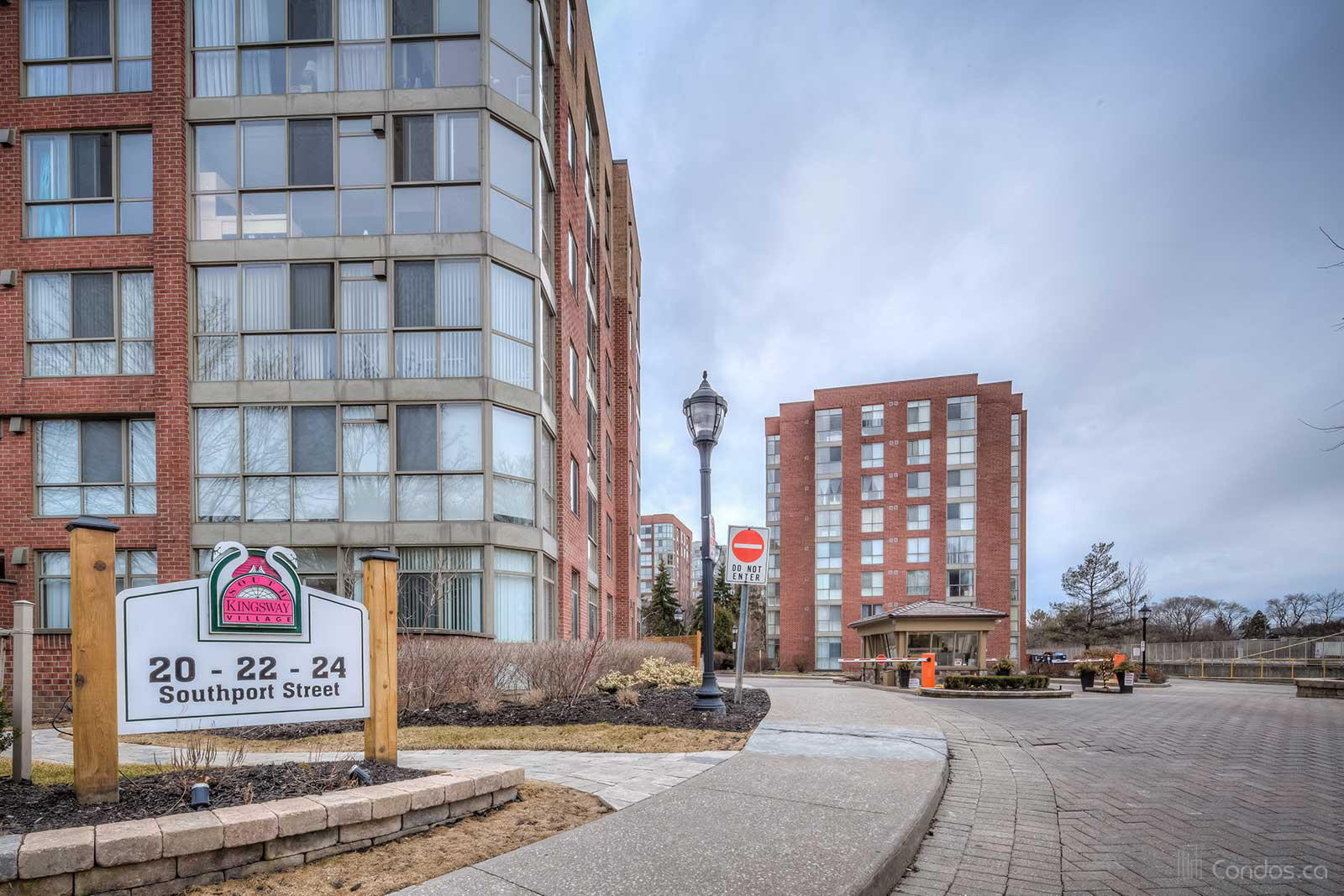 South Kingsway Village Ⅰ at 20 Southport St, Toronto 1