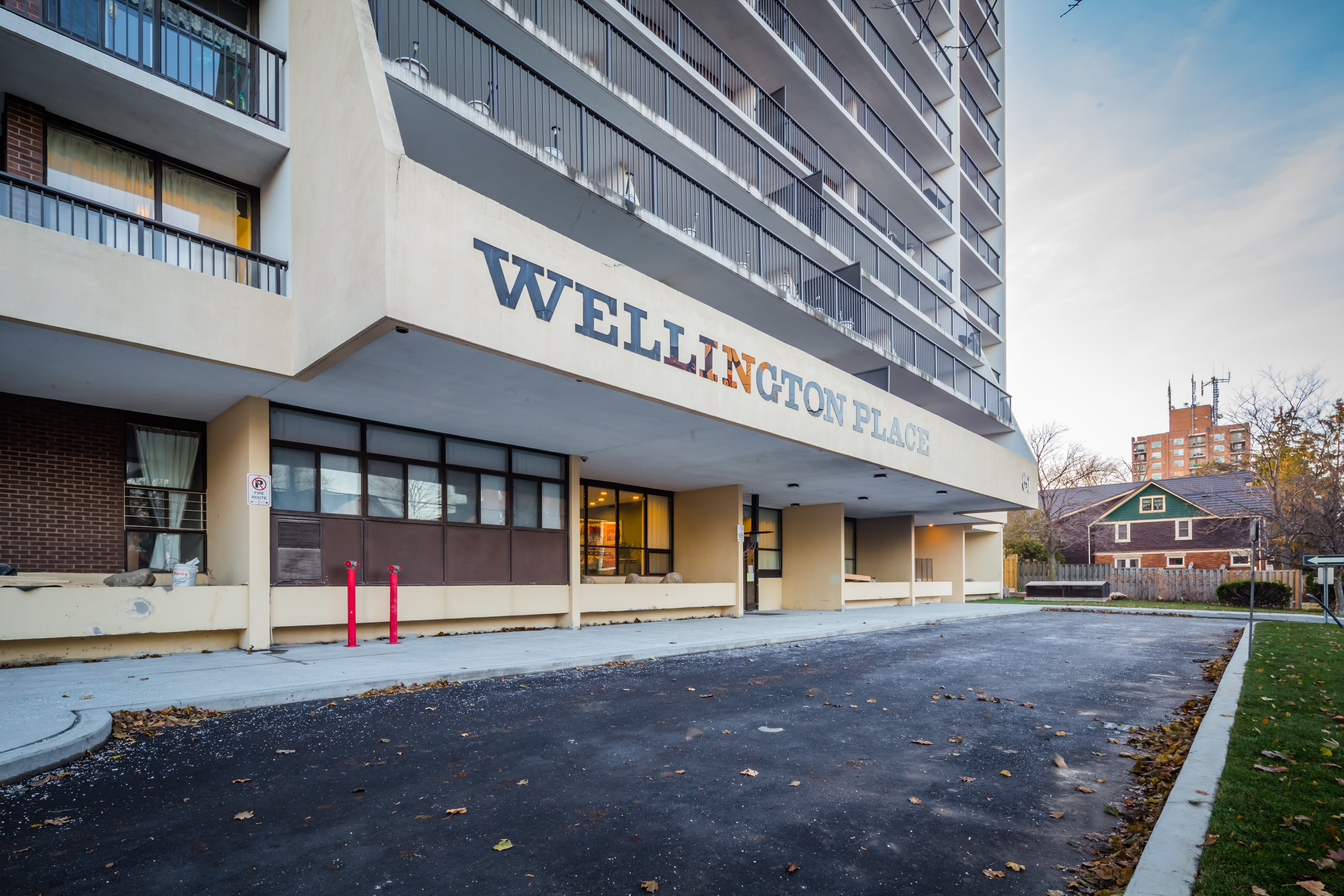 Wellington Place at 81 Church St, Kitchener 1