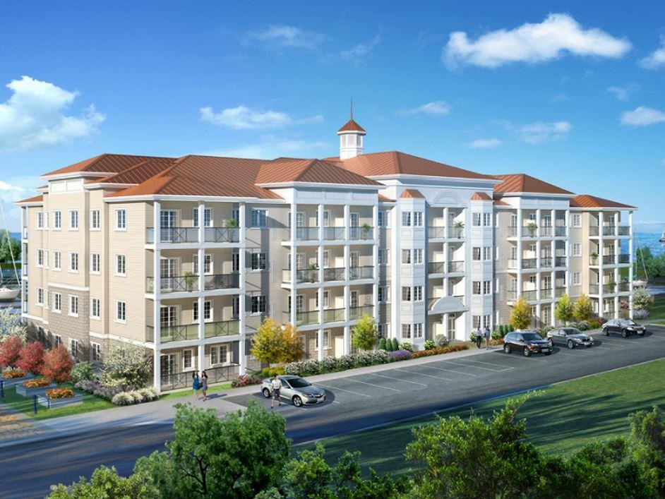 Port of Newcastle Harbourview Condominiums at 80 Shipway Ave, Clarington 0