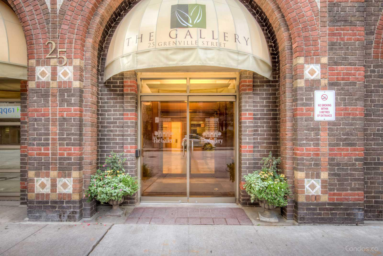 The Gallery at 25 Grenville St, Toronto 1