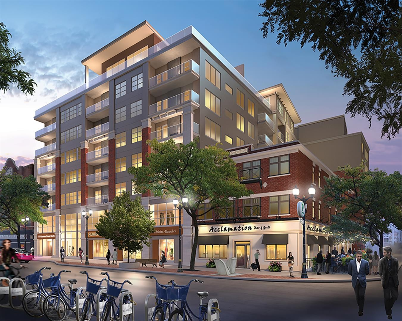 The Residences at Acclamation at 181 James St N, Hamilton City 0