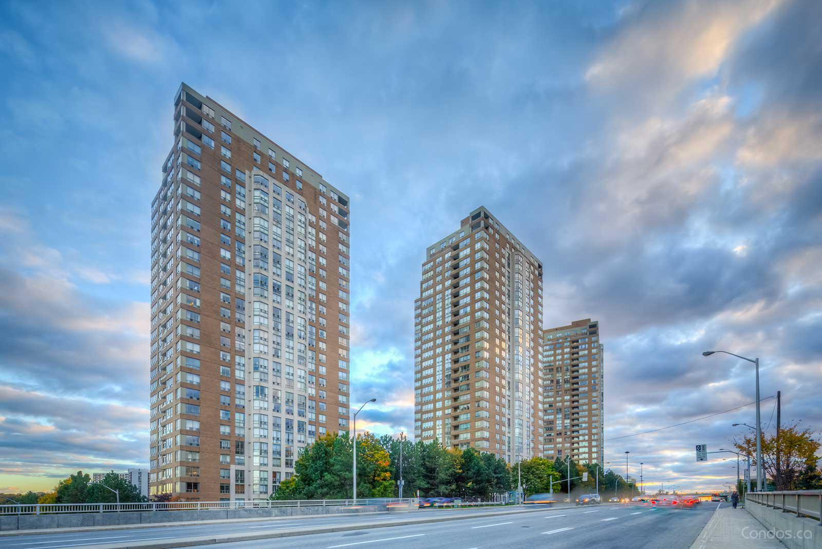 The Palisades at 215 Wynford Dr, Toronto 1
