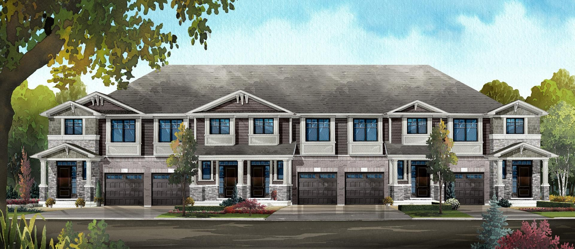 Life Townhomes at 288 Glover Rd, Stoney Creek 0