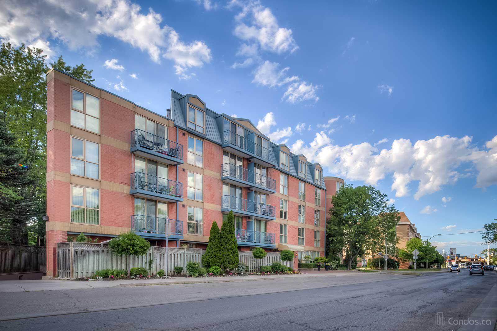 The Randolph at 356 McRae Dr, Toronto 0