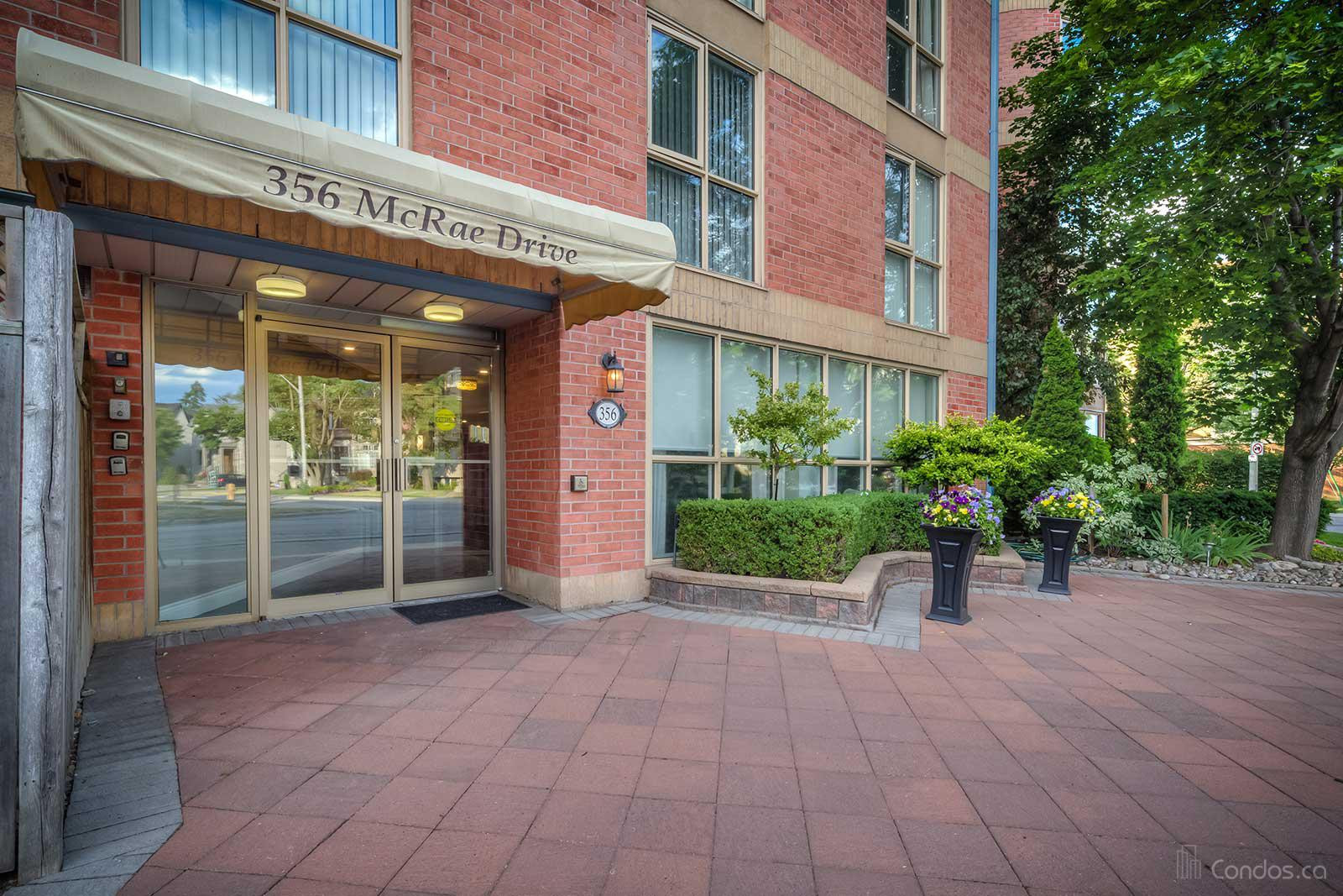 The Randolph at 356 McRae Dr, Toronto 1