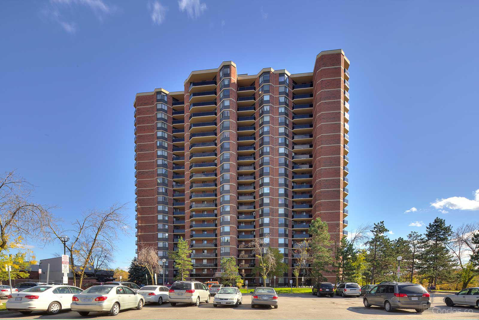 Twin Towers at 234 Albion Rd, Toronto 1