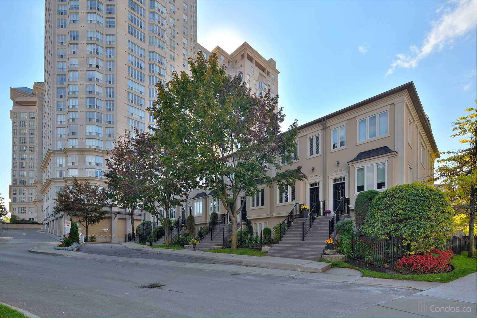 Grand Harbour Townhomes at 2289 Lake Shore Blvd W, Toronto 0