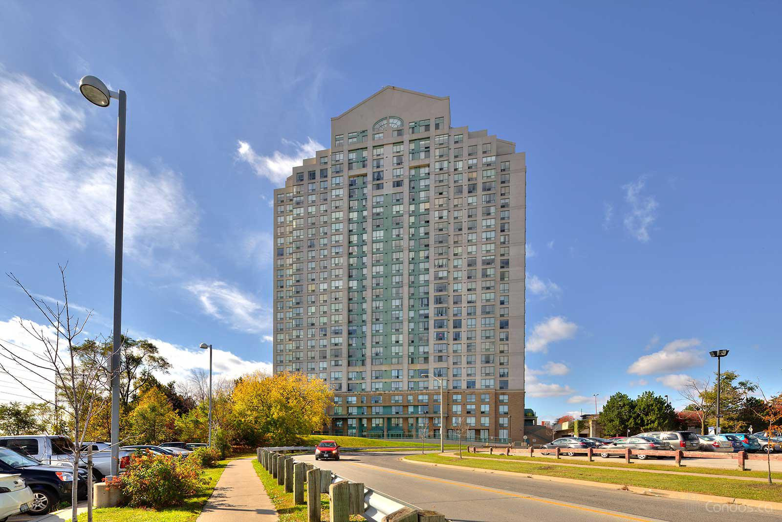 The Residences at Kingsgate at 101 Subway Crescent, Toronto 1