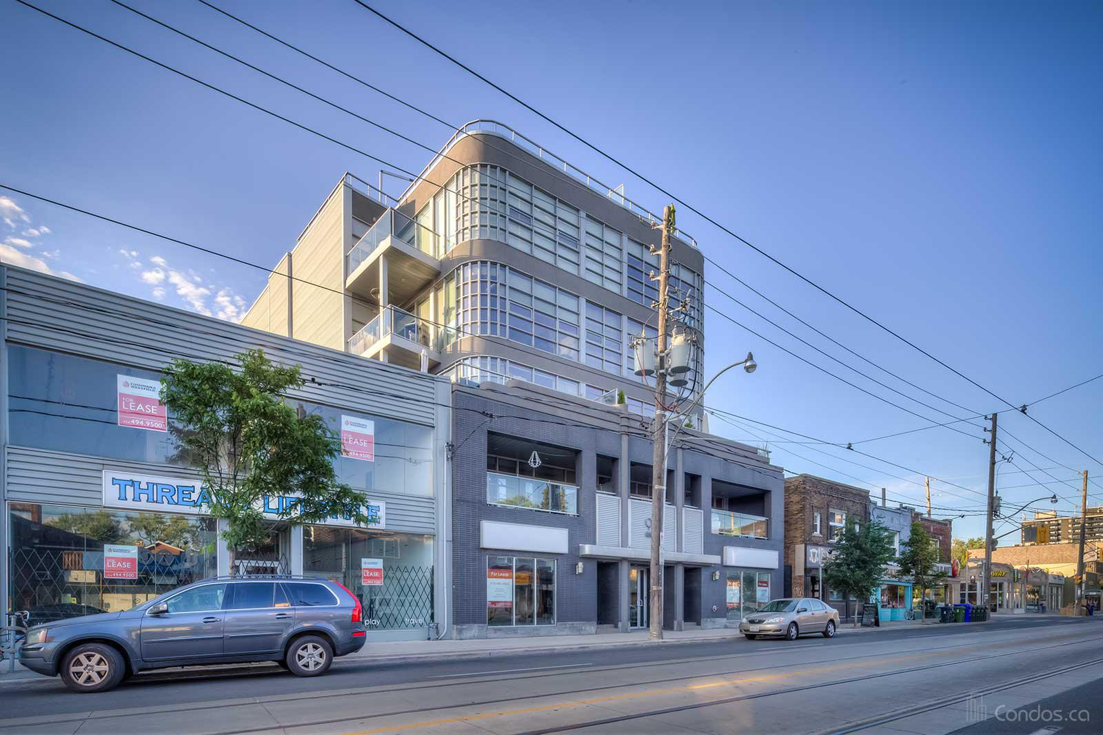 Modern Beach Lofts at 952 Kingston Rd, Toronto 0