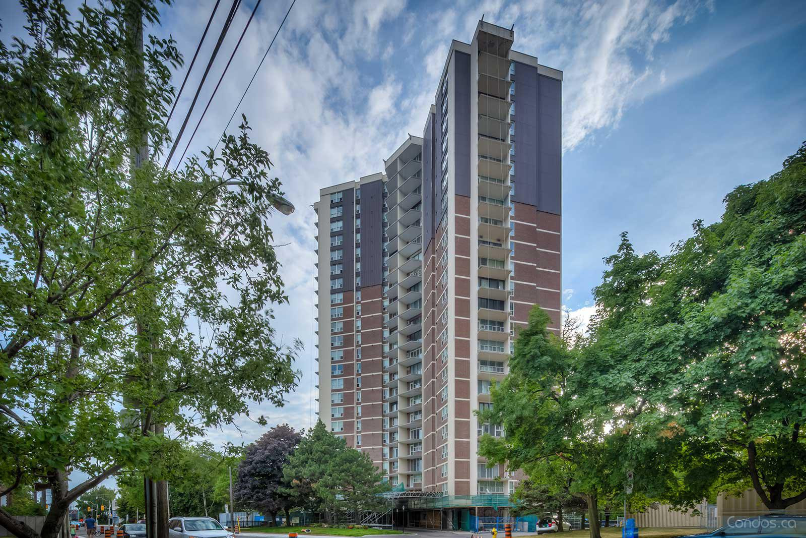 Helliwell Place at 980 Broadview Ave, Toronto 0