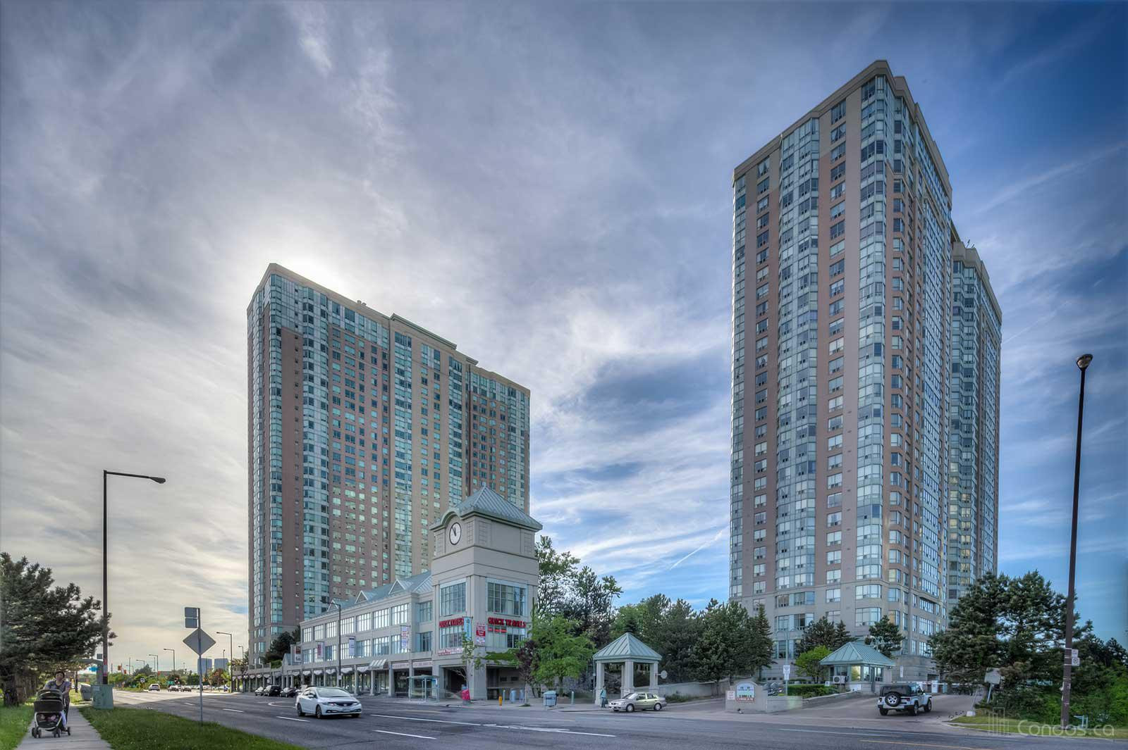 The Residences At The Consilium Ⅱ at 68 Corporate Dr, Toronto 0