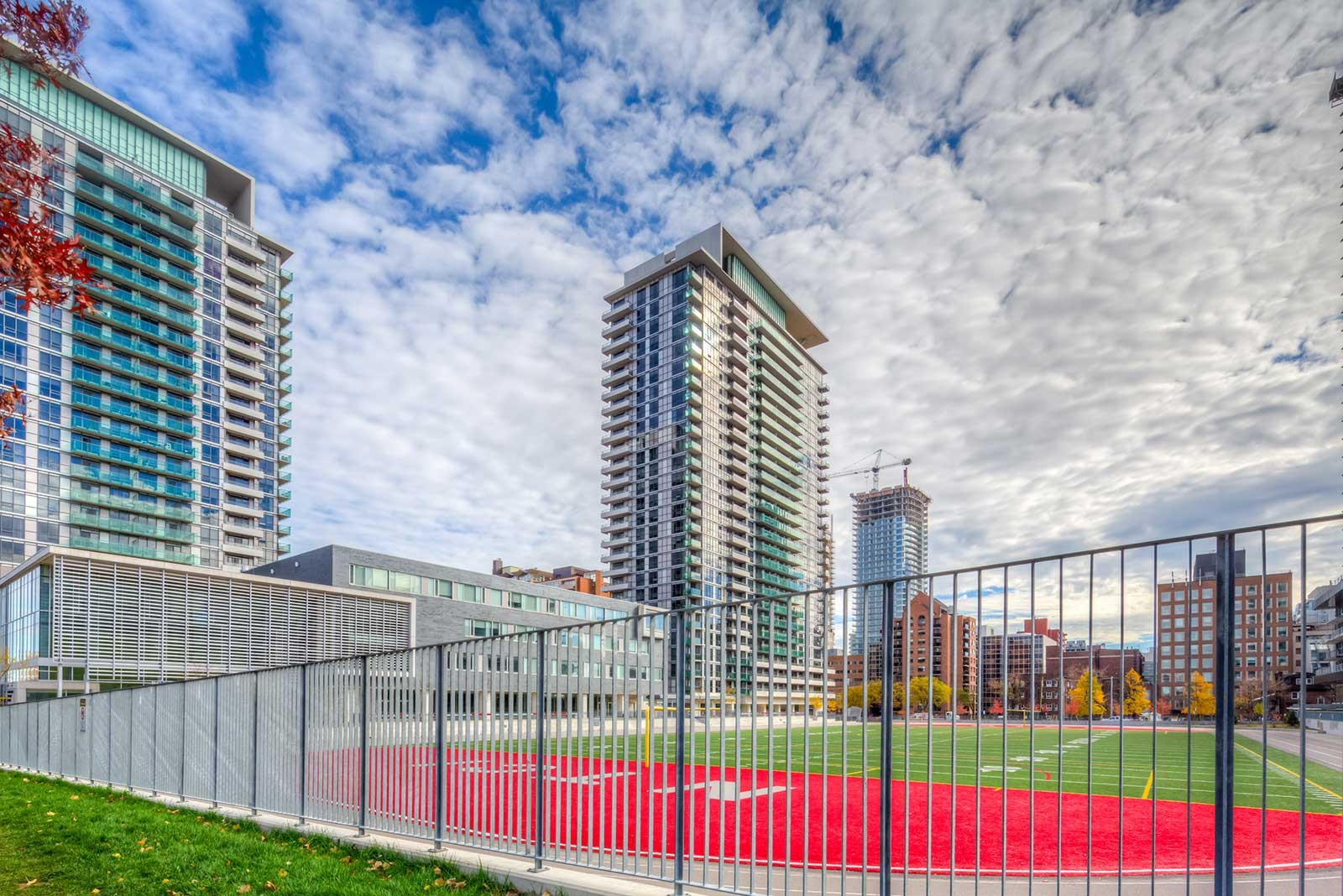 The Republic South Tower at 70 Roehampton Ave, Toronto 1