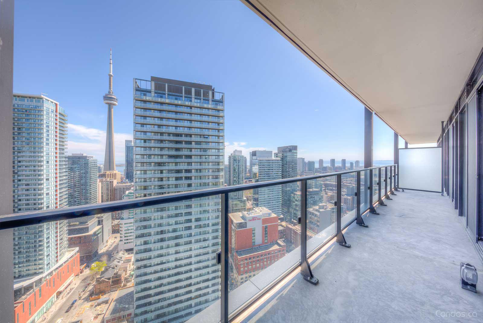 Tableau Condominiums at 125 Peter St, Toronto 1