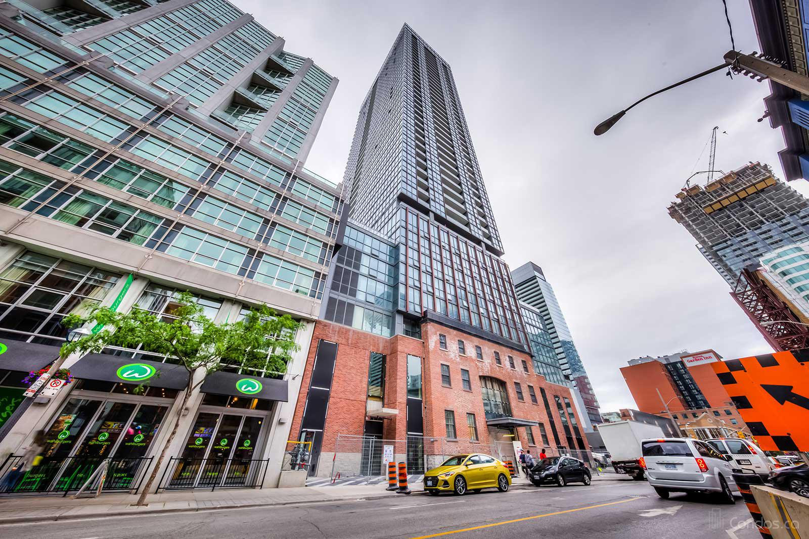 Bisha Hotel & Residences at 88 Blue Jays Way, Toronto 0